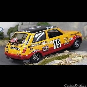 Modele Voiture Renault : 1978 renault 5 alpine n 19 mod les r duits voitures renault ~ Medecine-chirurgie-esthetiques.com Avis de Voitures