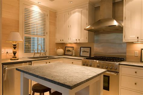 tin tiles for backsplash in kitchen concrete countertop country kitchen material