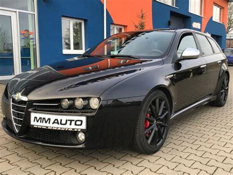Alfa Romeo 159 2,4 Jtd Ti ZÁruka