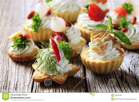 canape stock variety of canapes royalty free stock photo image 15604195