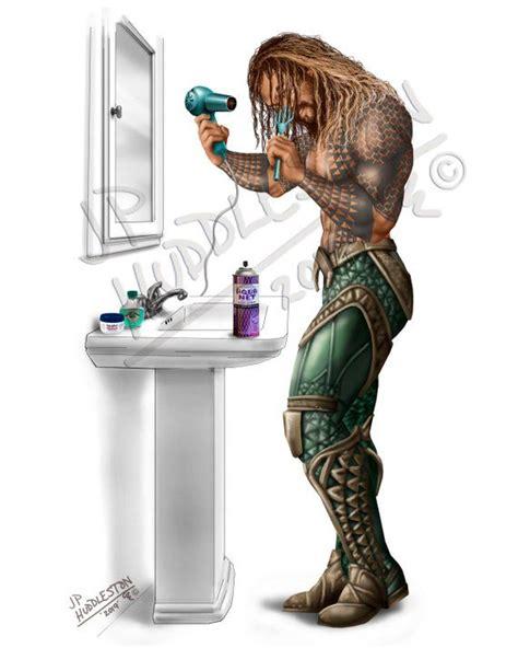 superhero bathroom set   print aquaman thor superman spiderman  woman captain america