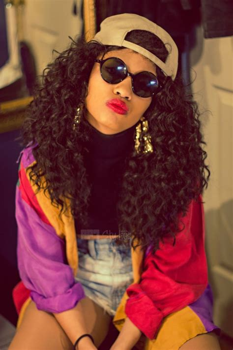 90s Hip Hop Hairstyles by 10 Hair Stereotypes To Deal With