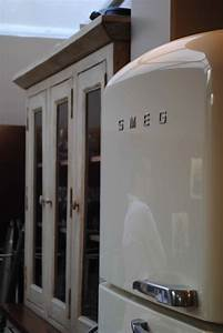 Frigo Gris Pas Cher : refrigerateur smeg pas cher ~ Dailycaller-alerts.com Idées de Décoration