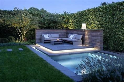 Moderne Gartengestaltung Mit Pool by Moderner Vorgarten Gestalten Garten Design Kleiner Pool