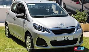 Voiture à La Casse Prix : la voiture populaire peugeot 108 d barque en tunisie prix et caract ristiques tekiano tek ~ Gottalentnigeria.com Avis de Voitures