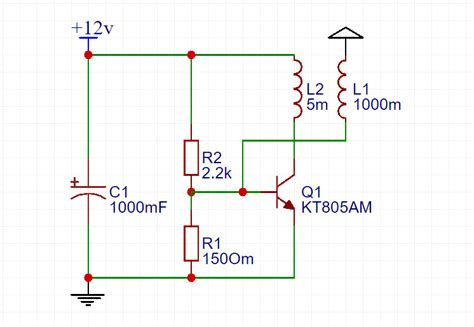Мощный качер бровина на 4х транзисторах