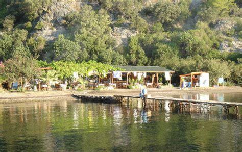 Tomb Bay - Gocek - Turkey
