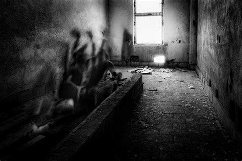 ghost   soul leaving  body pierre pichot
