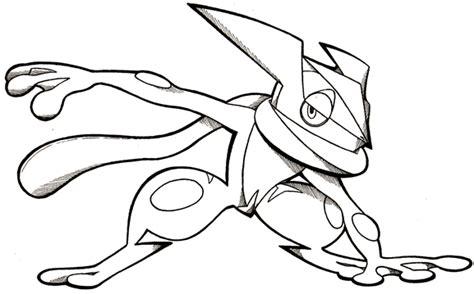 Pokemon Of Mega Greninja