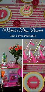 Host a Mother's Day Brunch - Happy Family Blog