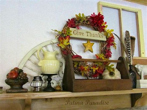 decorative ideas fall decorating ideas for tables and mantels