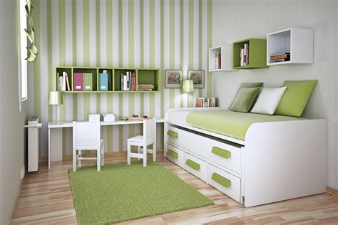Lime Green Office Chairs by Space Saving Ideas For Small Kids Rooms
