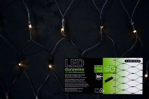 kaemingk 497236 192 led lights warm white net lights