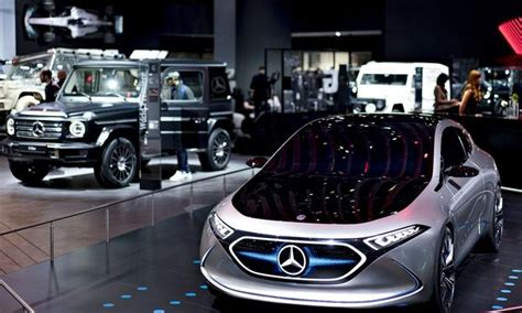 Mercedes-benz Set To Withdraw From 2019 Detroit Auto Show