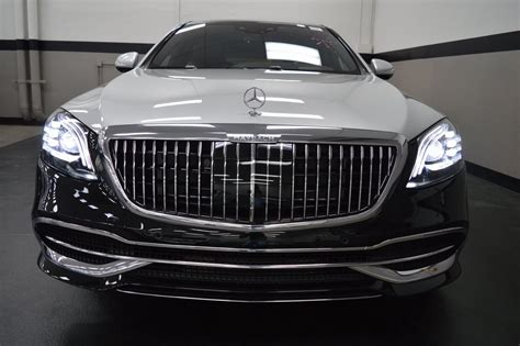 Each model is set apart by their engine, with the amg models driving performance to the upper limits. New 2020 Mercedes-Benz S-Class Maybach S 650 4D Sedan in ...