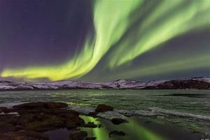 Interactive Aurora Borealis Video Shows Northern Lights In