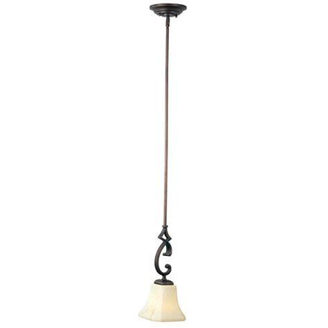 maxim lighting oak harbor rustic burnished mini pendant