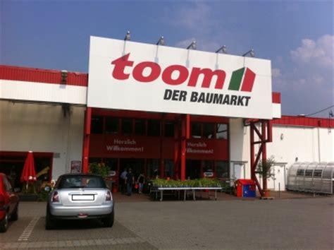 Toom Baumarkt Gmbh In Mülheim An Der Ruhr Heißen