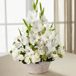 condolences gifts white funeral flowers and flower arrangements