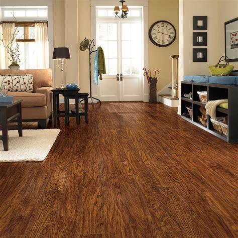 Traditional Living Premium Laminate Flooring   Handscraped