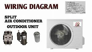 Split Ac Wiring Diagram Outdoor Unit Very Easy And Step By
