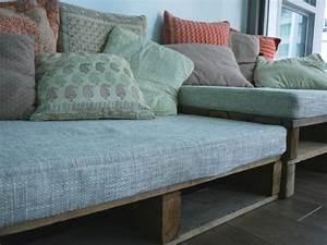 Couch Aus Paletten : wir stellen ihnen das sofa aus paletten vor ~ Whattoseeinmadrid.com Haus und Dekorationen