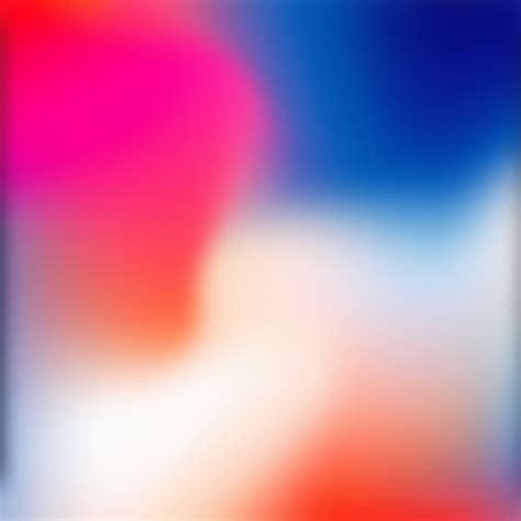 Car Wallpaper Slideshow Iphone 5 by Sl90 Iphonex Apple Color Blur Gradation Wallpaper
