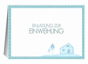 Einladung Zur Einweihung : einladung einweihung tommy ~ Lizthompson.info Haus und Dekorationen