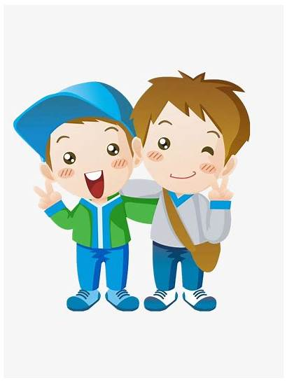 Brothers Clipart Brother Transparent Greet Happy Webstockreview