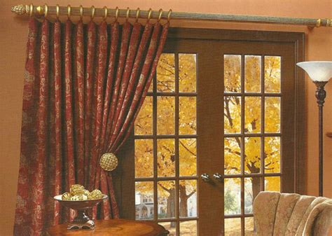Curtain Rod Placement Images