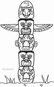 7 best images of printable totem pole templates totem With totem pole design template
