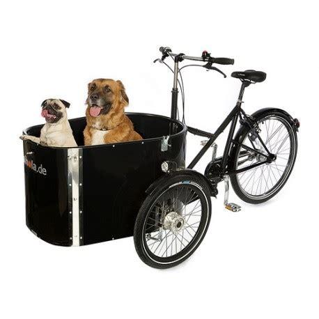 polisport siege bébé velo nihola triporteur pour chiens