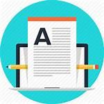 Icon Writing Articles Write Feedback источник иллюстрации