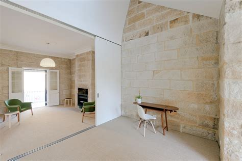Rejuvenating a Sydney Sandstone While Respecting its