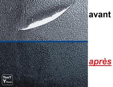 réparer canapé cuir déchiré comment reparer du simili cuir