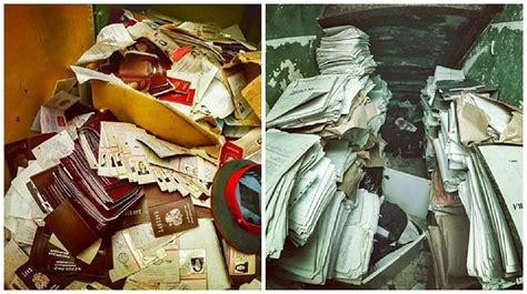 Pamestā policijas iecirknī Krievijā meitene atrod 6000 pilsoņu pases - Spoki