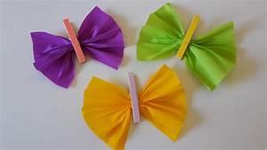 Schmetterlinge Aus Tonpapier Basteln : schmetterlinge aus tonpapier basteln schmetterlinge aus papierschnipseln tiere basteln bild 8 ~ Orissabook.com Haus und Dekorationen