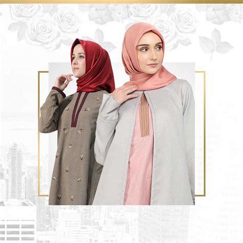 merek pakaian muslimah indonesia  menjadi favorit hijabers highlightid