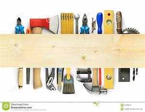 Carpentry background stock image Image of handyman