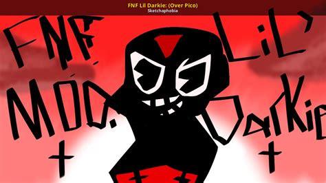 Fnf Lil Darkie Over Pico Friday Night Funkin Mods