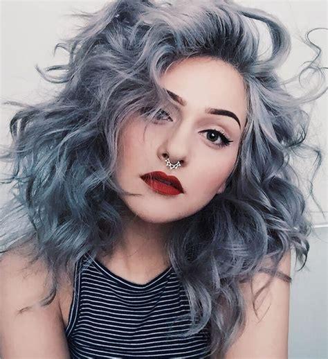 Gray Hair Color Ideas 20182019  Long Hair Tutorial