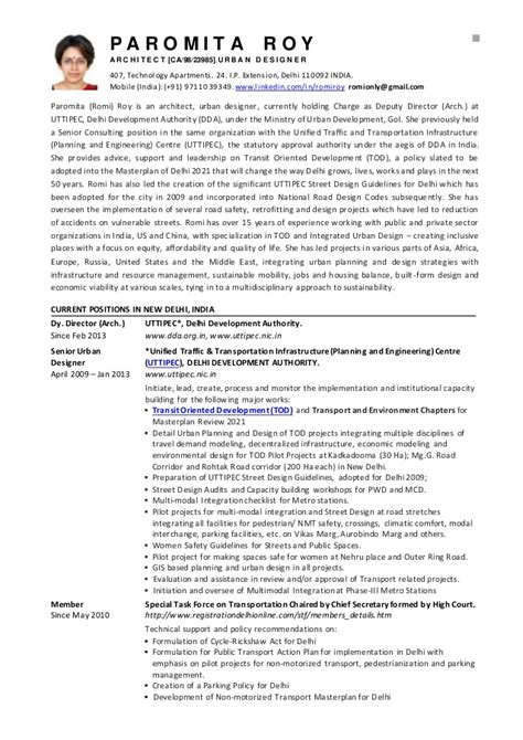 paromita roy cv resume 2014 updated word file