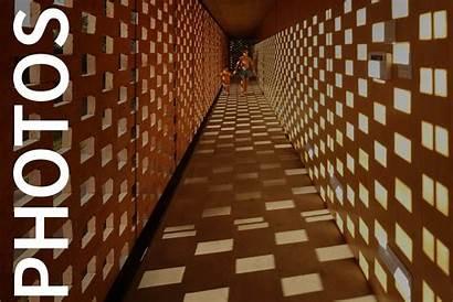 Brick Pavilion Uses Experimental Innovative Pinilla Sosa