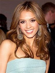 Jessica Alba Light Hair