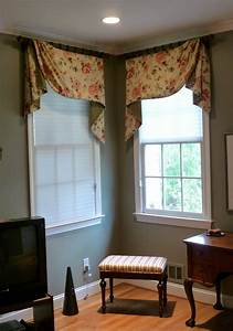 hall window valances with window treatments on pinterest With wooden window designs for living room