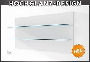 Wandboard Hochglanz Weiß : neu hochglanz wandboard weiss wandregal regal b cherregal paneel mit glasb den ebay ~ Yasmunasinghe.com Haus und Dekorationen