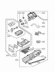Panel And Guide Assembly Parts Diagram  U0026 Parts List For