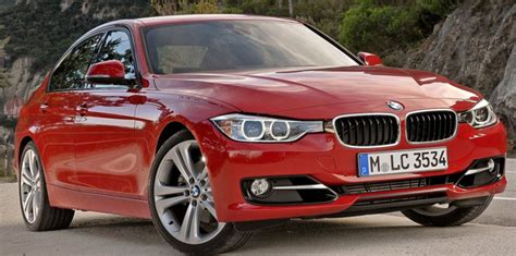 Bmw 316i New $50,900 Entrylevel 3 Series Coming