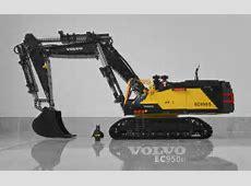 Lego Technic Volvo EC950EL Excavator RC THE LEGO CAR BLOG