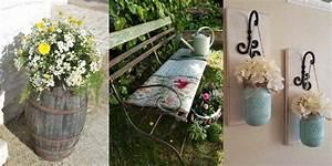 Country chic, 10 idee per casa e giardino Roba da Donne